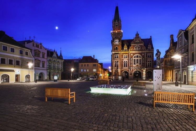 Na titul Historické město roku Frýdlant nedosáhl. Zvítězil Jičín