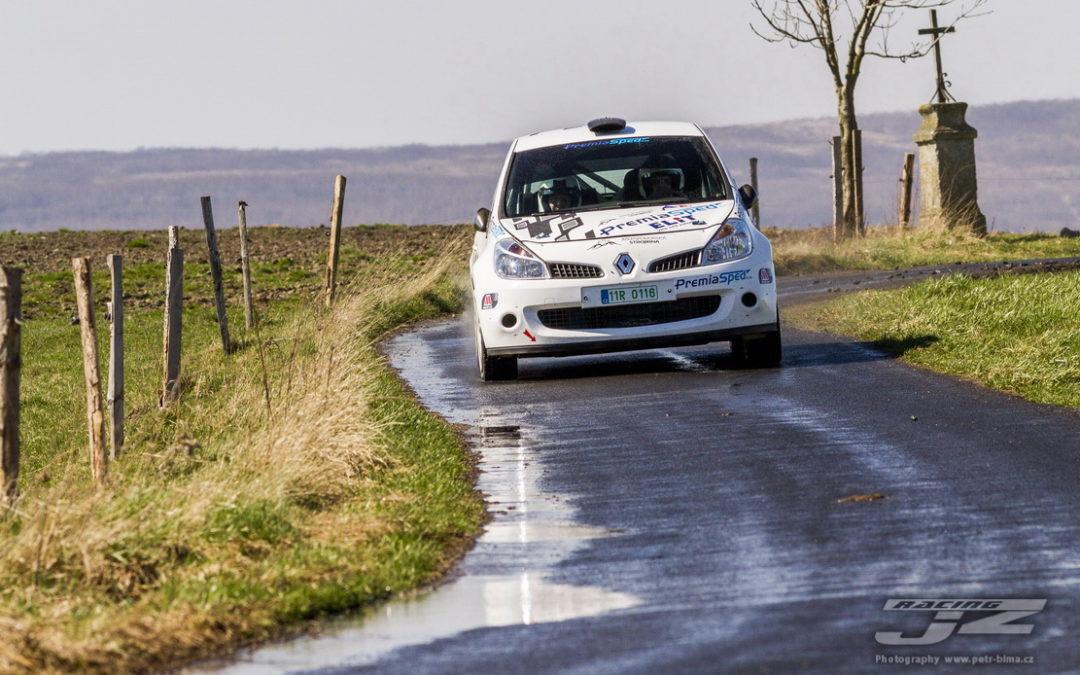 JZ RACING TEAM testoval ve Frýdlantě nový soutěžní vůz