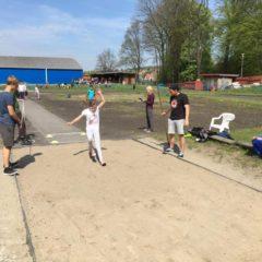 V atletickém trojboji postoupily děti z Frýdlantu až do krajského kola
