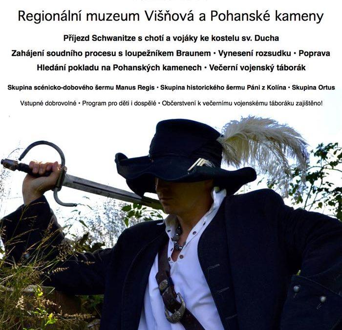Poklad na Pohanských kamenech 2 aneb poprava loupežníka Brauna