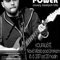 Tip na dnešní večer – koncert skupiny Cover Power