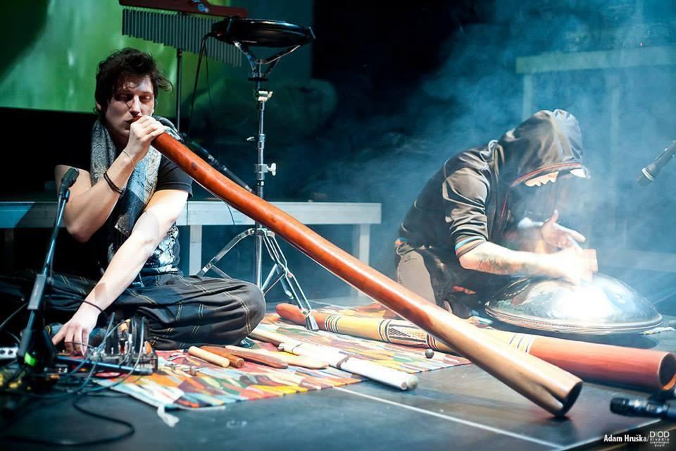 Didgeridoo opět v Hejnicích