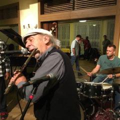 Na letní jazzovou dílnu přijelo do Frýdlantu na sto osmdesát hudebníků