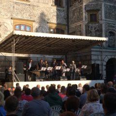Velký jazzový koncert v rámci LJD na zámku Frýdlant