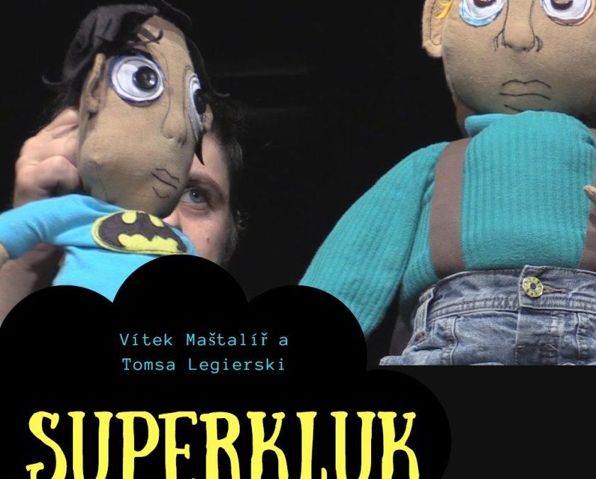 Pozvánka na nedělní pohádku Superkluk
