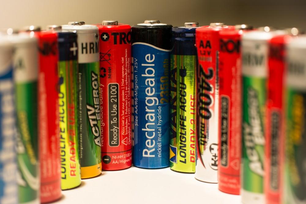 Obyvatelé Libereckého kraje odevzdali za první půlrok 21 tun baterií k recyklaci