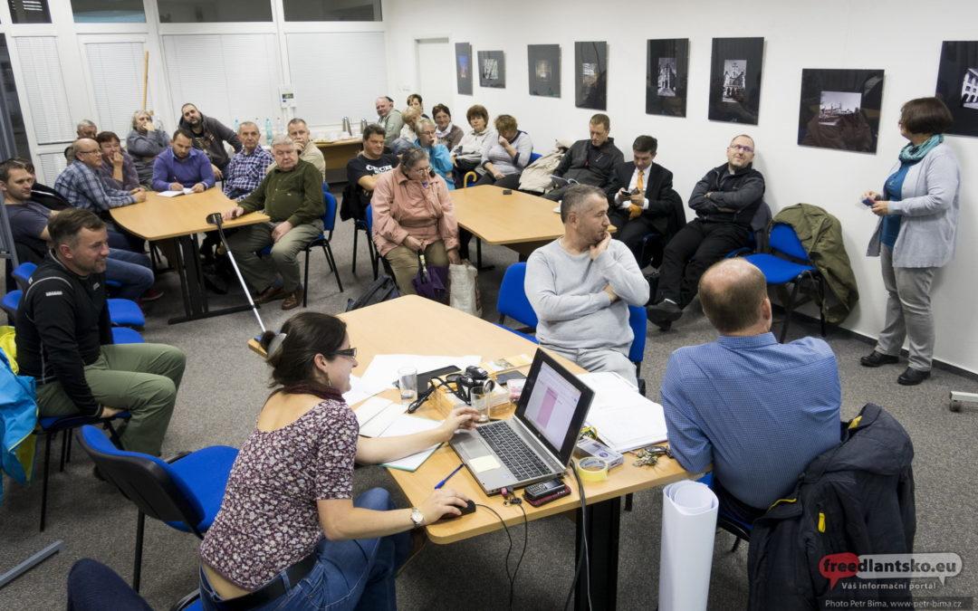 Diskuse ke vzniku Programu rozvoje obce Lázně Libverda na období 2018 – 2022 / Fotogalerie