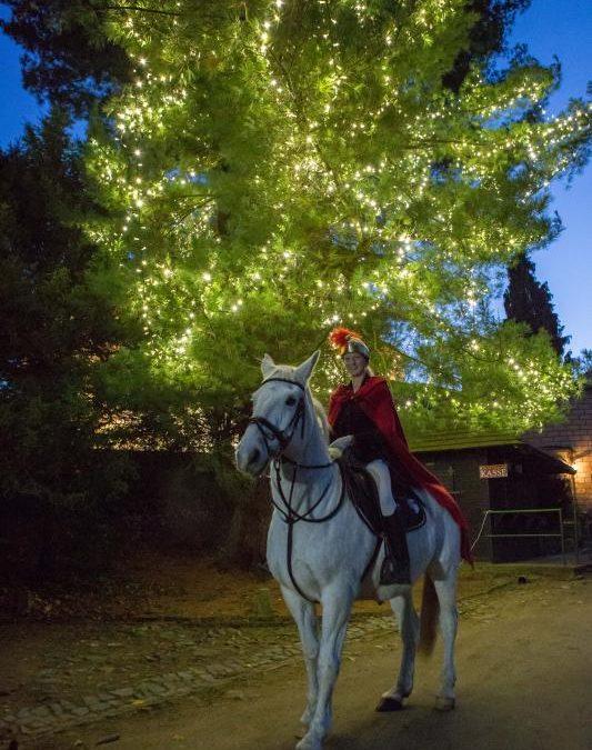Do Frýdlantu přijel Martin na bílém koni