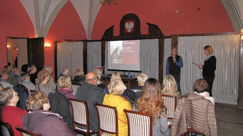 Přednáška v polské Lubani bavila i poučila