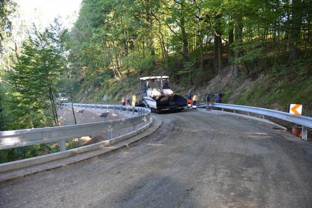 Liberecký kraj již vybírá zhotovitele rekonstrukcí krajských silnic na příští rok