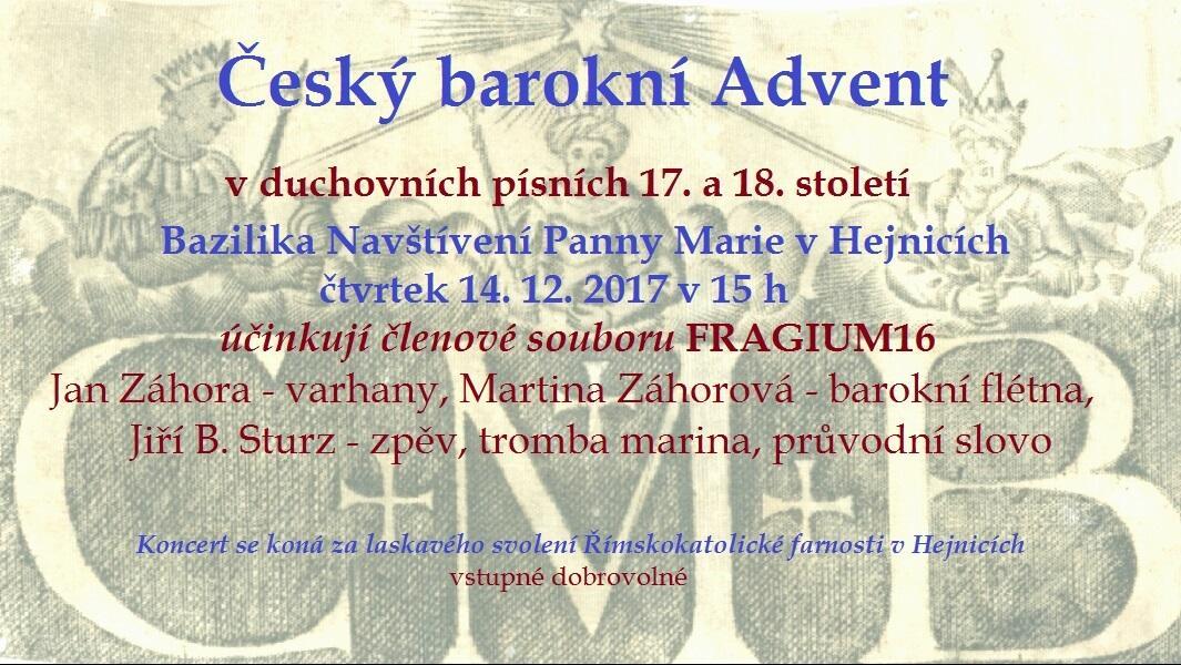 Pozvánka do Hejnic