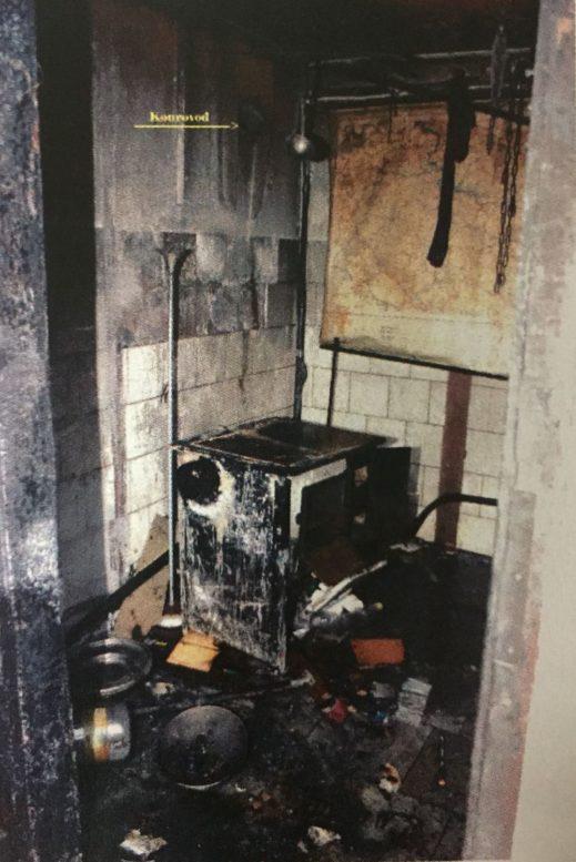 Před plameny zachránila muže smíšená česko - polská hlídka