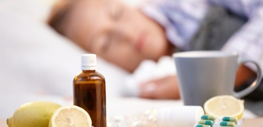 V Libereckém kraji je stále chřipková epidemie