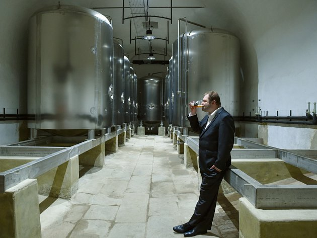 Obnova se podařila, pivovar už vydělává, říká v rozhovoru Marek Vávra