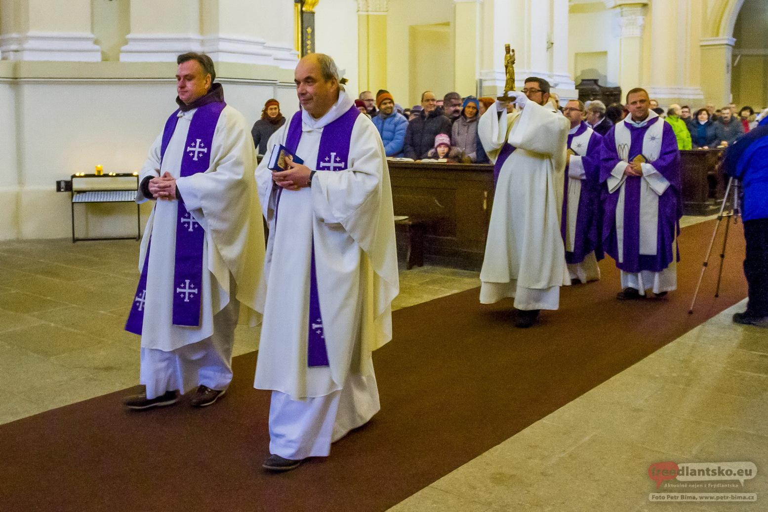 Zázraky v Hejnicích aneb chrám Panny Marie je národní kulturní památkou