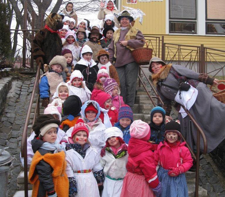 Masopustní rej projde Frýdlantem v úterý 13. února
