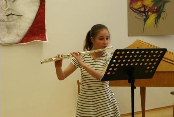 Frýdlantská ZUŠka potvrzuje své kvality, tentokrát ve výuce na flétny