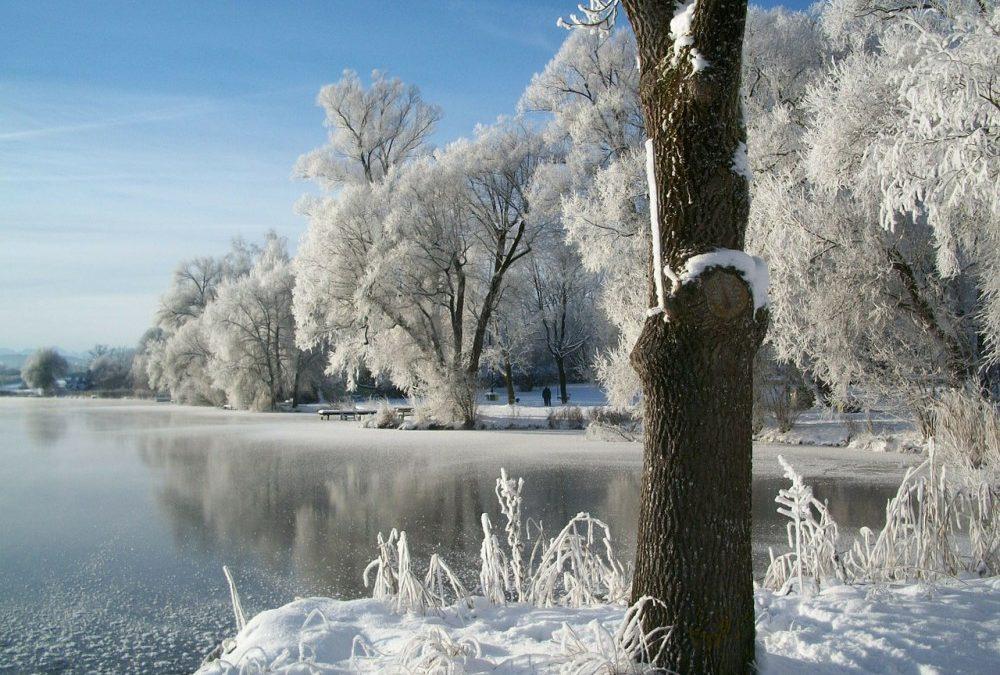 Další mrazivá noc na Liberecku. Teploty i dnes nejspíš zůstanou pod bodem mrazu