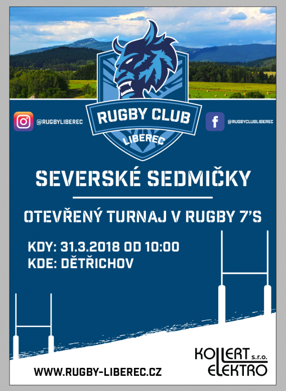 Pozvánka na rugby