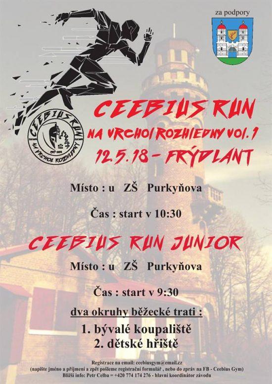 Ceebius Run na vrchol Rozhledny vol.1