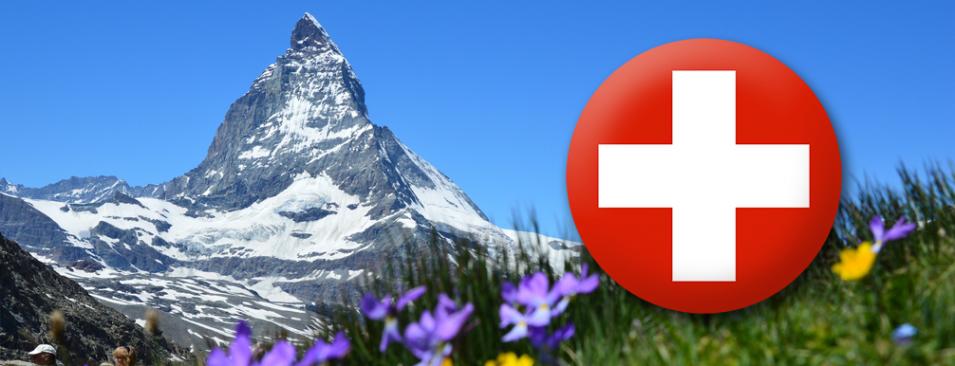 Nabídka práce ve Švýcarsku