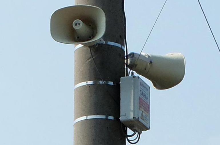 Ve středu proběhne ve Frýdlantu zkouška funkčnosti městských rozhlasových hlásičů