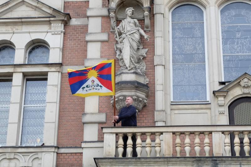 Frýdlant podpoří Tibet vyvěšením jeho vlajky už po desáté