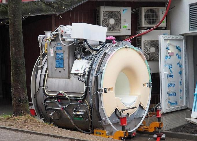 Do krajské nemocnice dorazila nová magnetická rezonance