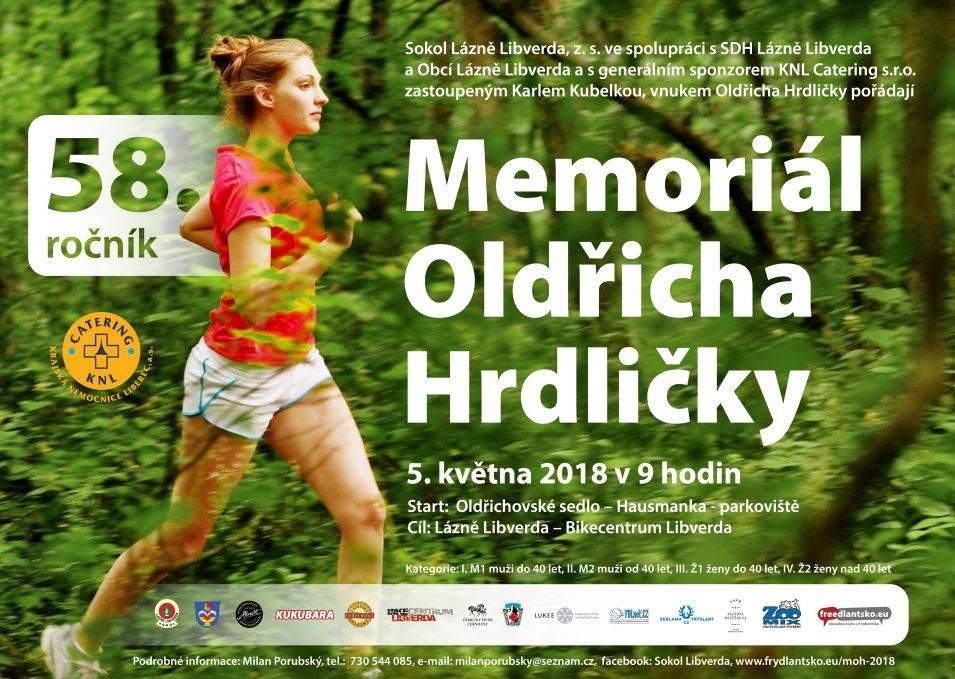 58. ročník Memoriálu Oldřicha Hrdličky
