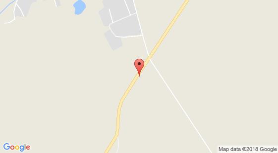 Nehoda na silnici 13 u obce Dětřichov okres Liberec