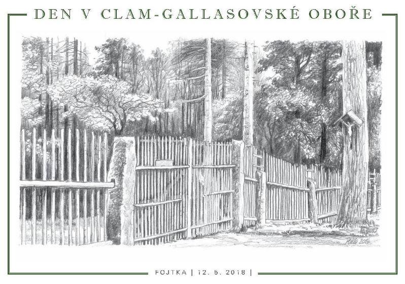 Den v Clam-Gallasovské oboře