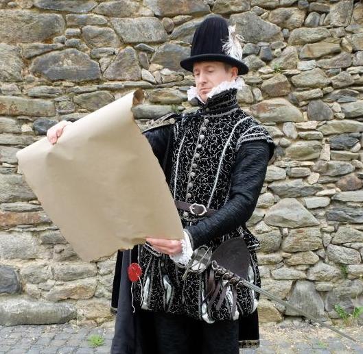 Frýdlant připravil prohlídky města s kostýmovaným průvodcem