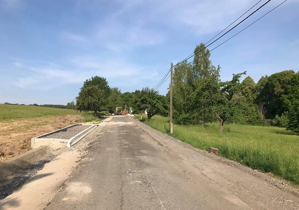 Z Horní Řasnice do Srbské bude nová silnice