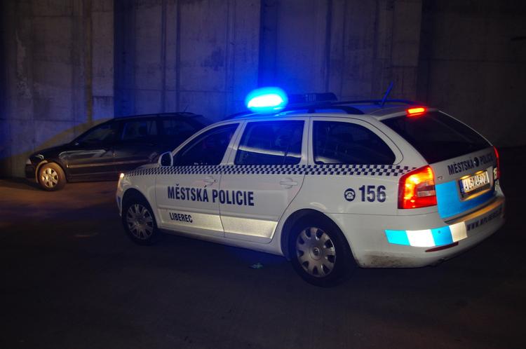 Hlídka zadržela řidiče pod vlivem drog