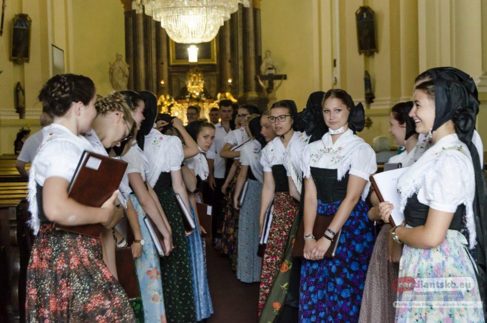 Folklór Lužických Srbů, jedinečný hudební zážitek i chabý zájem publika