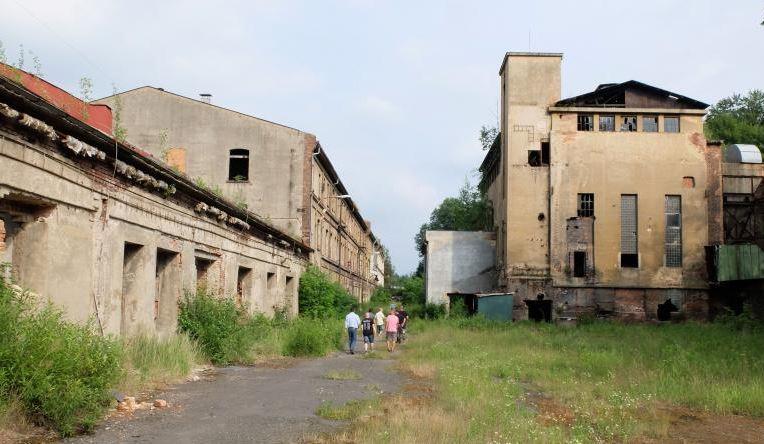 Frýdlant se pokusí v dražbě koupit bývalý areál Slezanu