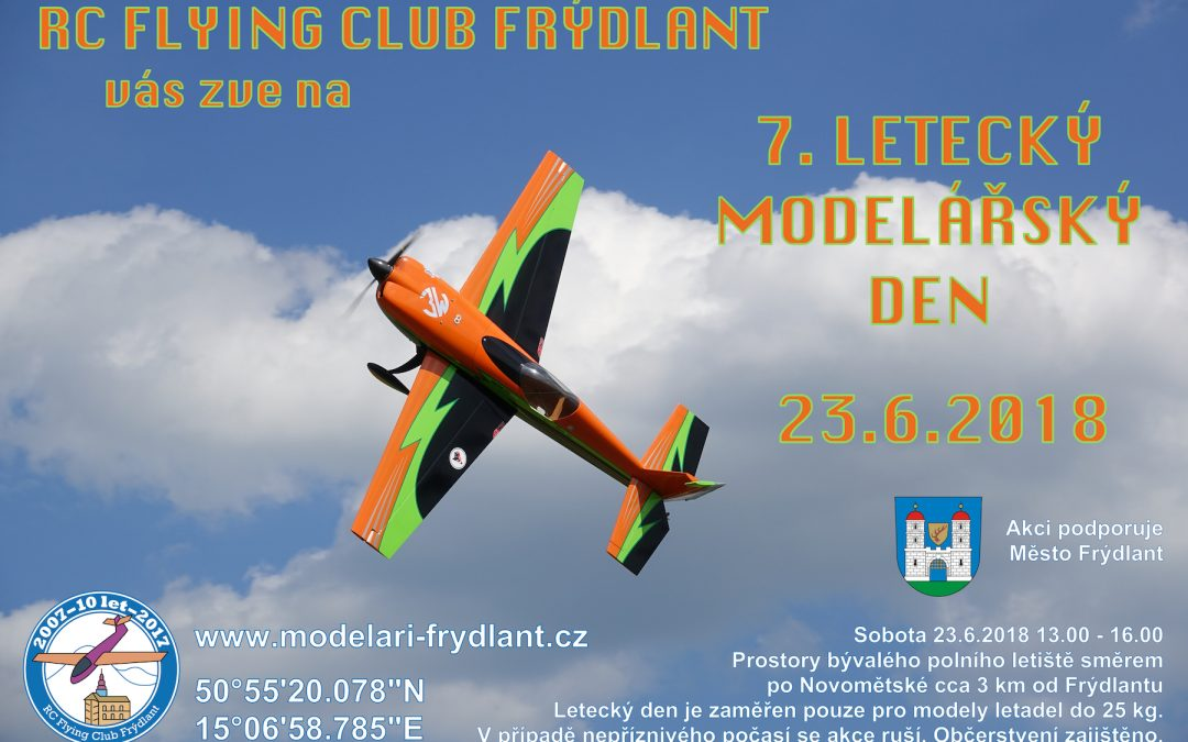 7. letecký modelářský den