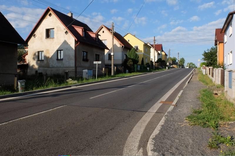 Žitavská ulice bude pro chodce bezpečnější