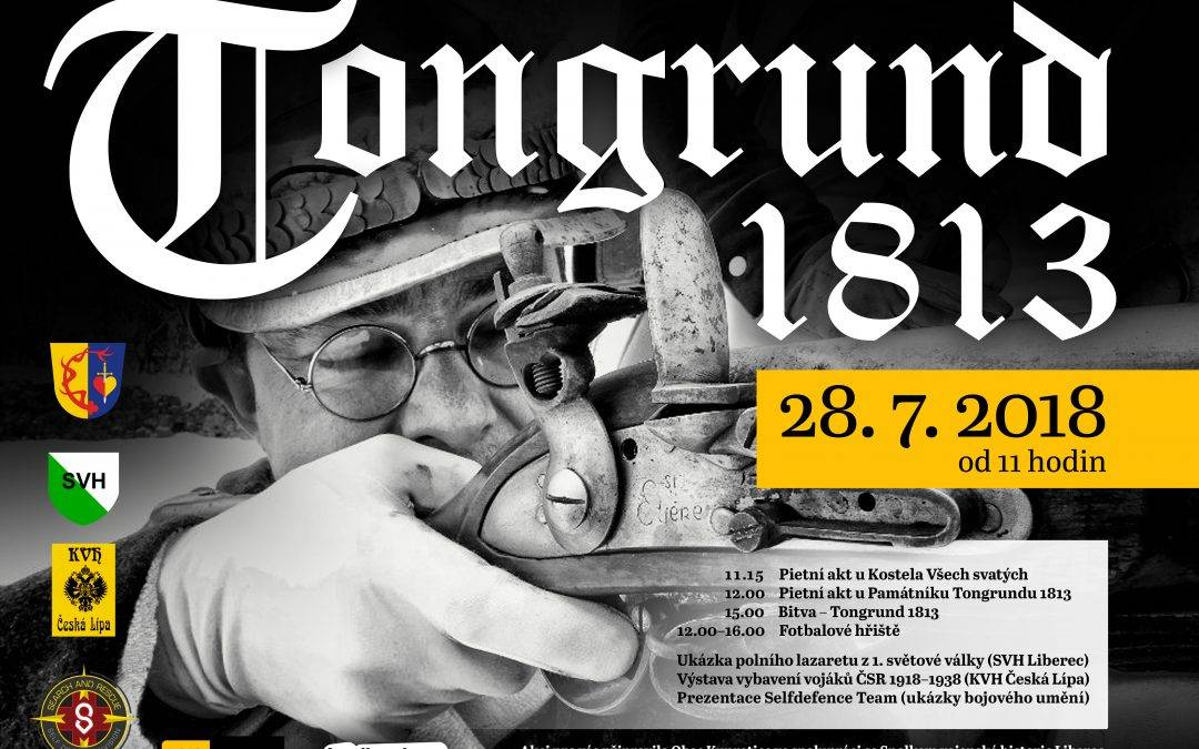 Tongrund 1813 / Vzpomínková akce v Kunraticích