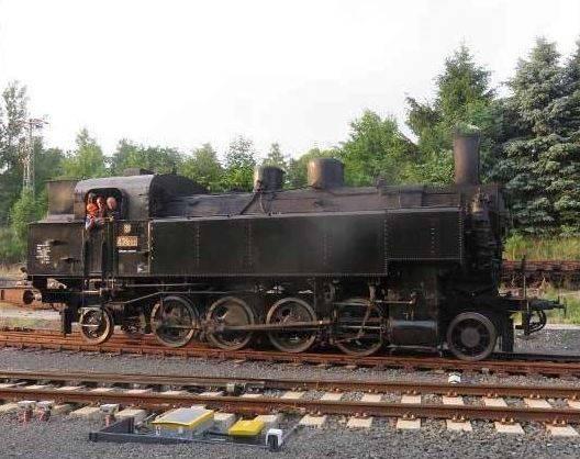 Parním vlakem do Jindřichovic!