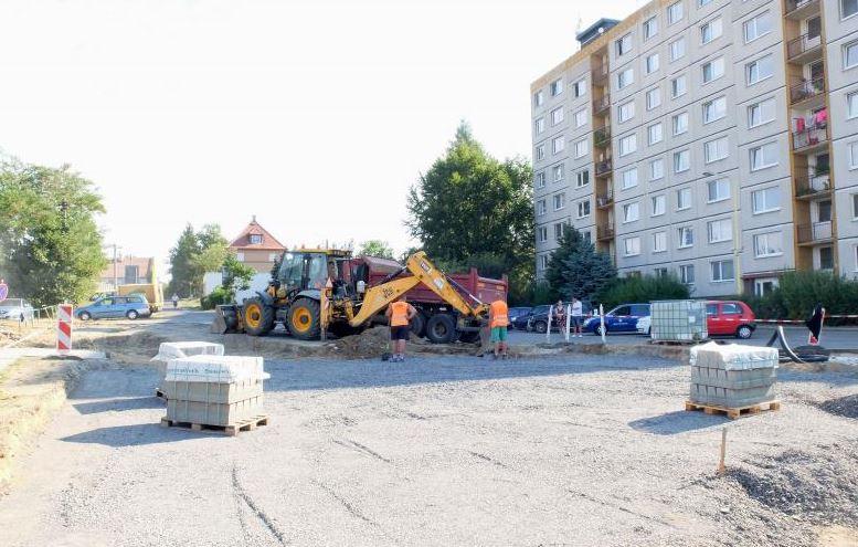 Frýdlant řeší kritickou situaci s chybějícími parkovacími místy