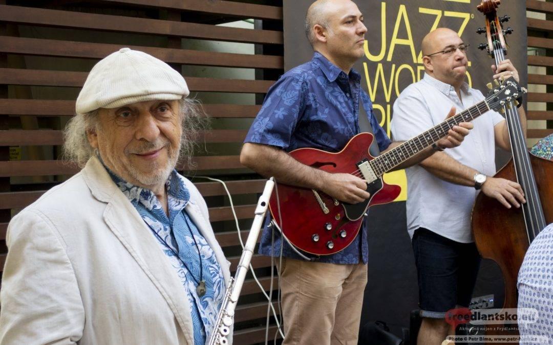 Letní jazzová dílna ve Frýdlantě ve fotografiích / 2018