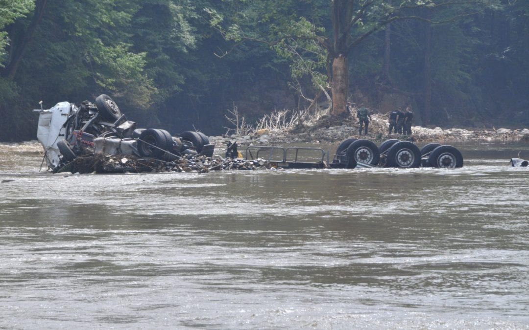 FOTO, VIDEO: Osm let od ničivých povodní. Velká voda si vzala pět životů