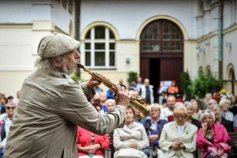 Frýdlant se v sobotu opět promění v město jazzu zaslíbené