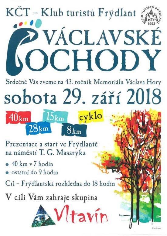 Václavské pochody