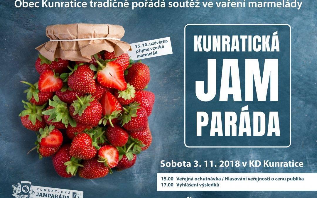 Kunratická JamParáda 2018