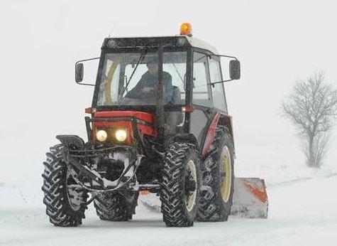 Plán zimní údržby pro období 2018/2019