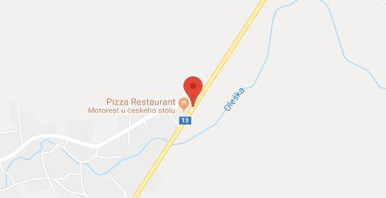 Pozor na dopravní nehodu v Dětřichově