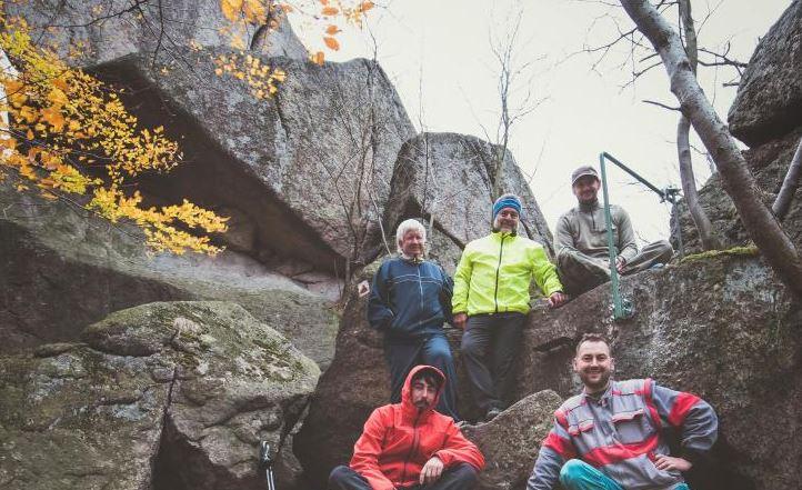 Vyhlídka na Ořešníku je díky dobrovolníkům opět v pořádku