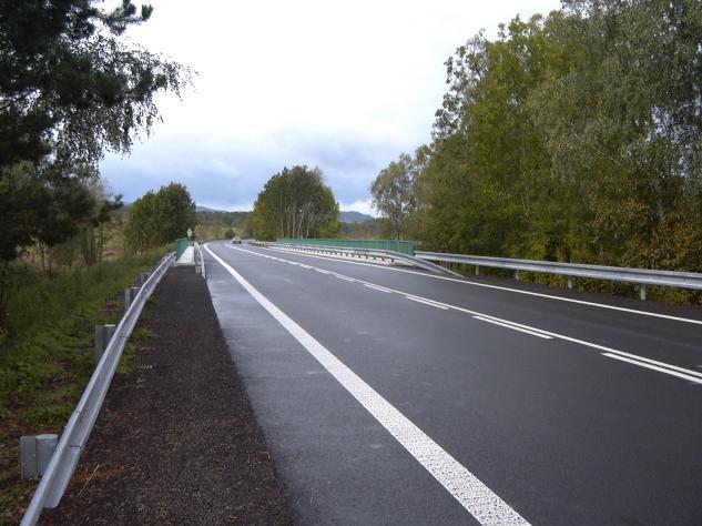 Liberecký kraj již vybírá na příští rok zhotovitele rekonstrukcí krajských silnic